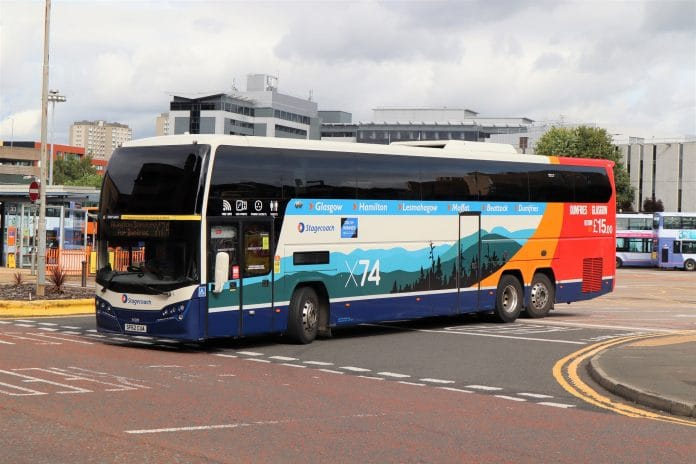 National Express confirms interest in bidding for Stagecoach