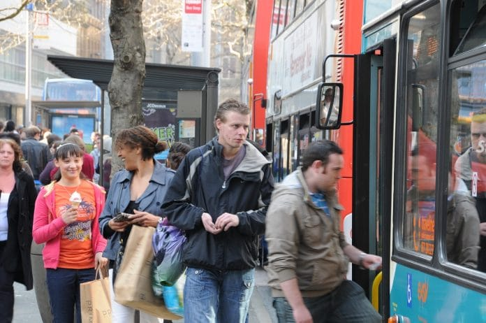 Bus patronage grows in September 2021